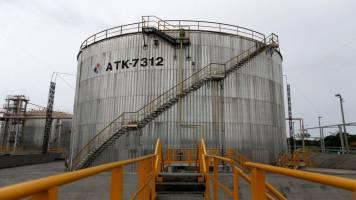 World oil demand to peak at 104.4 million bpd in 2035: Unipec