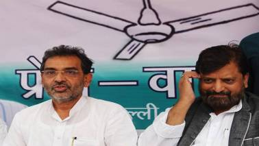 NDA ally RLSP rejects Amit Shah's formula of seat sharing in Bihar
