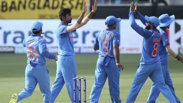 Bowling attack makes India WC favourites along side England, says Gillespie