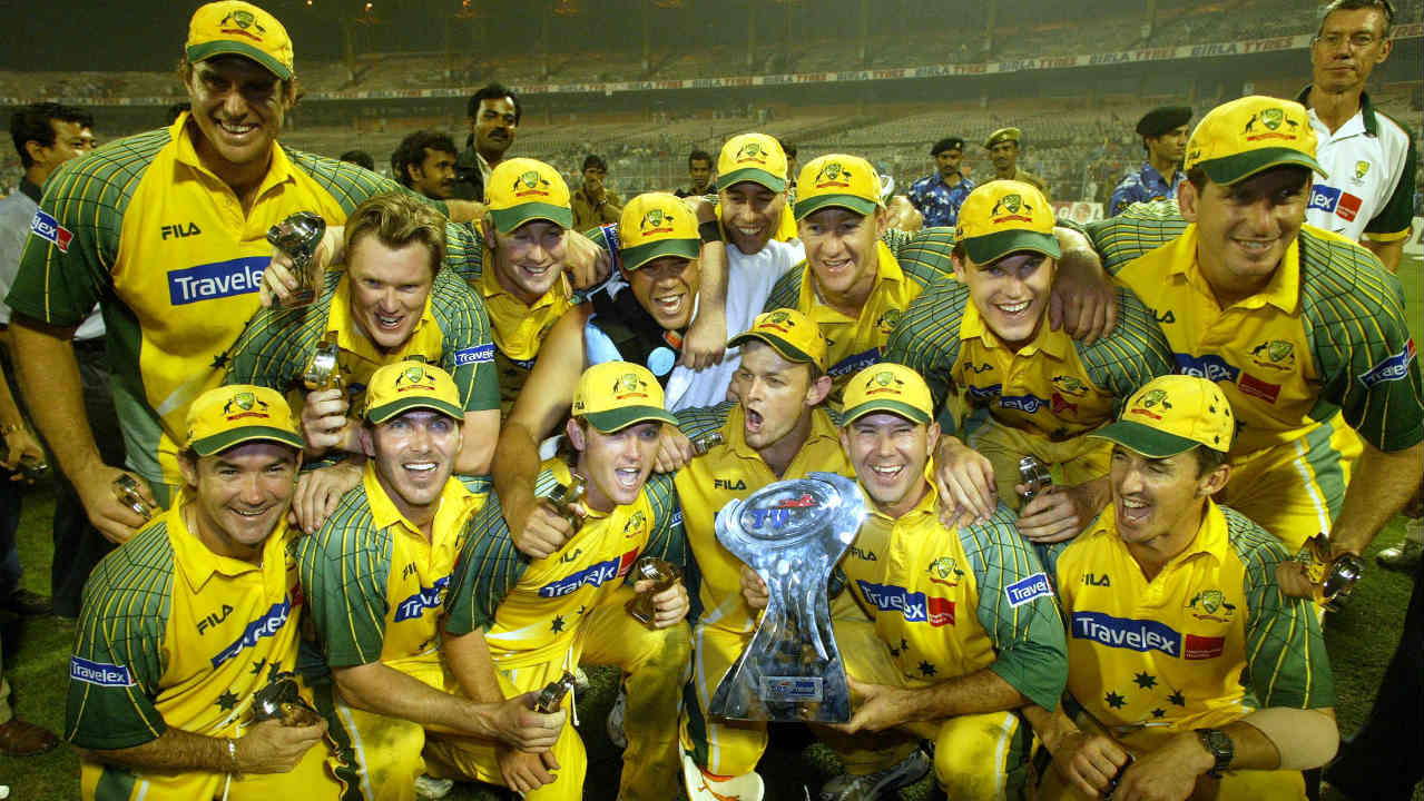 Most consecutive wins | Australia hold the record for most consecutive wins having won 20 matches on the trot starting with an ODI win against England in January 2003 and culminating in a 9-wicket Test win against West Indies in May 2003. (Image: Reuters)