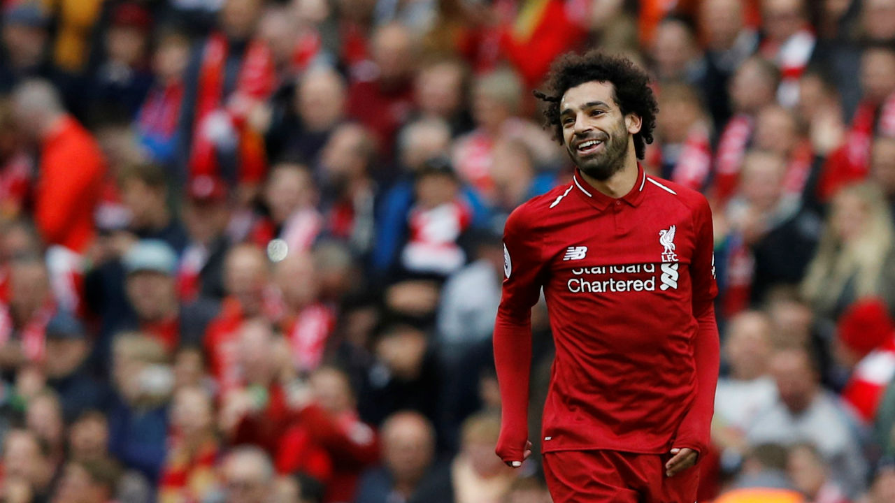 Liverpool 3 – 0 Southampton | The Reds recorded their best start to a season by cruising past a spirited Southampton side. Liverpool took the lead in bizarre fashion as Xherdan Shaqiri's shot deflected off Shane Long and then Wesley Hoedt for an own goal. Joel Matip headed in from a corner in the 21st minute to double the lead. Mohammed Salah secured all three points just before the break when Shaqiri's free-kick came off the crossbar for him to tap in from close range. (Image: Reuters)