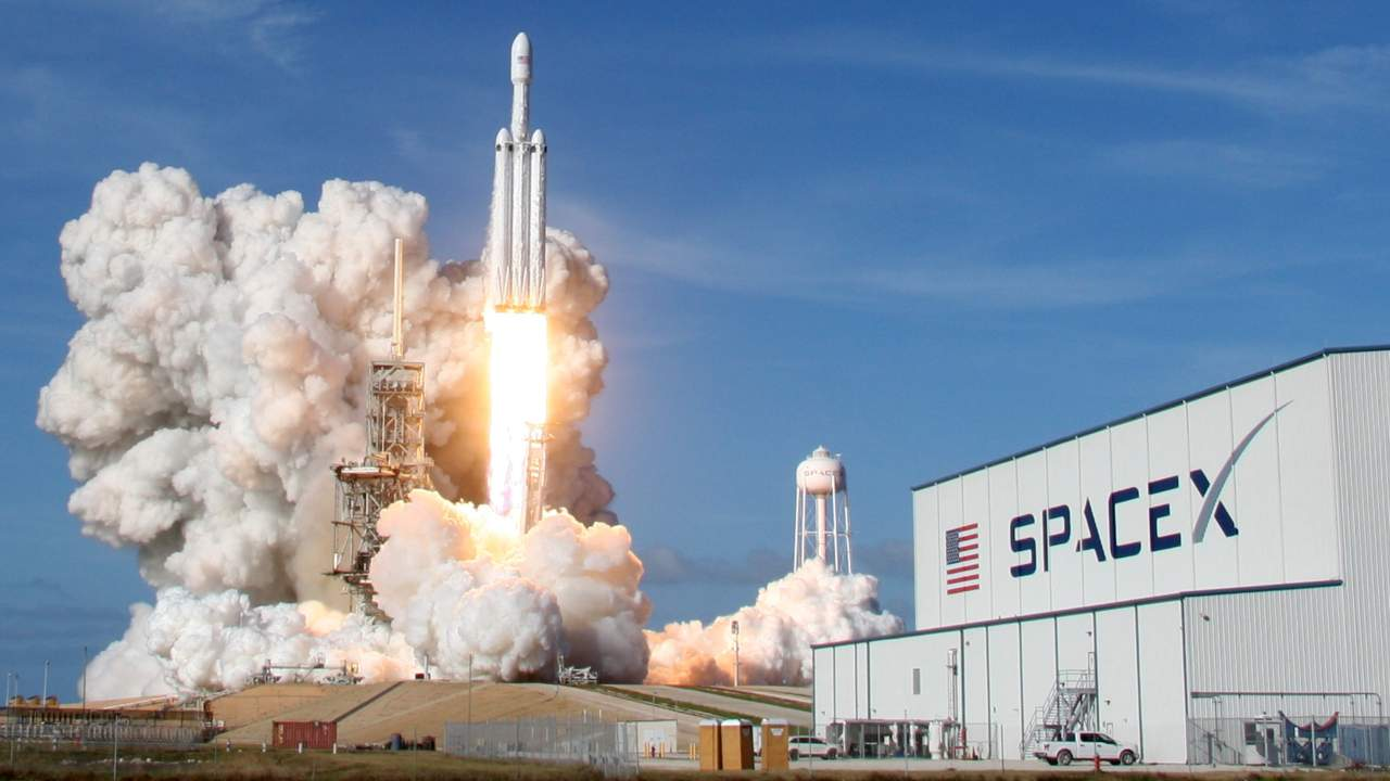 The most powerful rocket in the world | In February 2018, SpaceX made history by launching Falcon Heavy, carrying Musk's personal Tesla Roadster, into space. The spacecraft has the highest payload capacity of any operational launch vehicle that is currently deployed. It also has the fourth-highest payload capacity rocket to ever exist after NASA's Saturn V and the Soviet Energia and N1. (Image: Reuters)