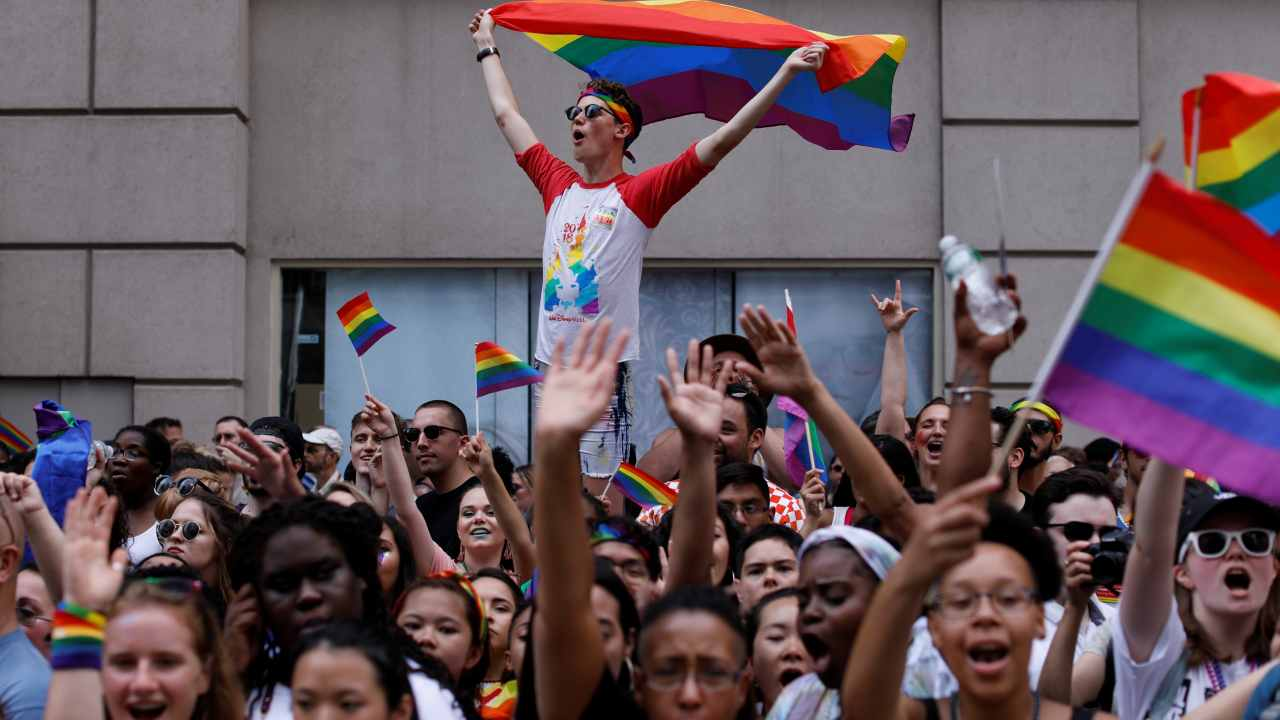 US | Through the 20th century, events such as the Stonewall riots, which is considered the starting point of the modern gay liberation movement, cultivated public empathy towards homosexuality. In 2003, the Supreme Court ruling in Lawrence vs Texas made sexual activity between consenting adults of the same sex legal in all states across the country. (Image: Reuters)