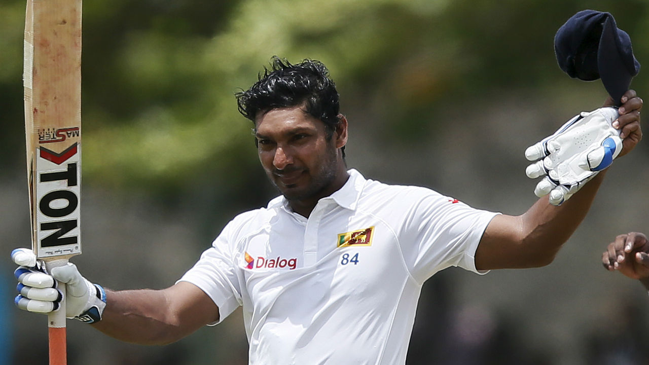Most runs in a calendar year | Kumar Sangakkara set the record for most runs in a calendar year when he scored 2,868 runs in 2014, a year before he could retire from ODI and Test cricket. Sangakkara enjoyed great form in 2014 registering scores of 319 (vs Bangladesh), 221 (vs Pakistan) and 203 (vs New Zealand) in Test matches. (Image: Reuters)