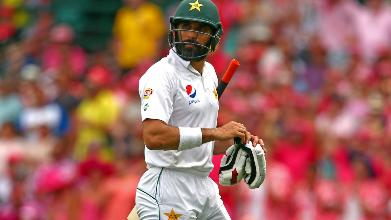 Most ODI runs without a Hundred | Misbah-ul-Haq holds the record for the most number of One Day International (ODI) runs scored without ever going past the 100-run mark. In a career spanning from 2002 to 2015, Misbah scored 5,122 runs and was once unbeaten on 96 but never once managed to get an ODI century. (Image: Reuters)