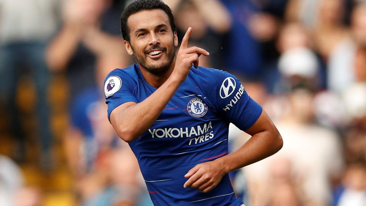 Pedro (Chelsea) | Goals scored - 3 | Assists - 0 | Hattricks - 0 | Minutes played - 333| Minutes per goal - 111 (Image: Reuters)