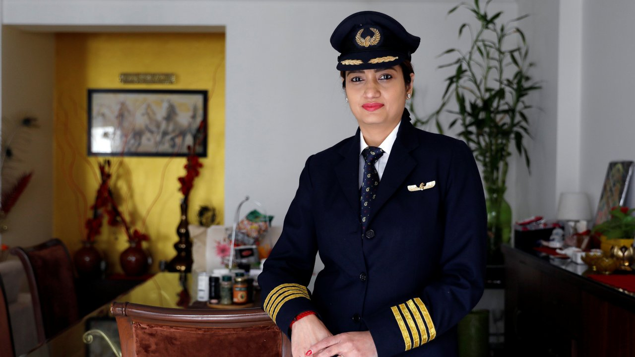 Since the first commercial airline service began operations more than a century ago, earning one's flight wings still comes with the same amount of honour and prestige. To be a sailor of the skies requires a high level of intelligence, the ability to handle immense amounts of pressure and a strong presence of mind. (Image: Reuters)
