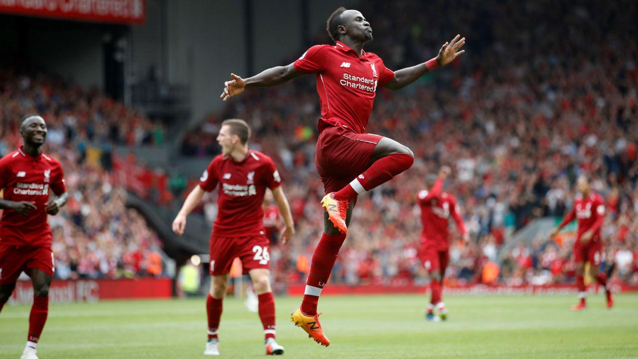 Sadio Mane (Liverpool) | Goals scored - 4 | Assists - 0 | Hattricks - 0 | Minutes played - 432 | Minutes per goal - 108 (Image: Reuters)