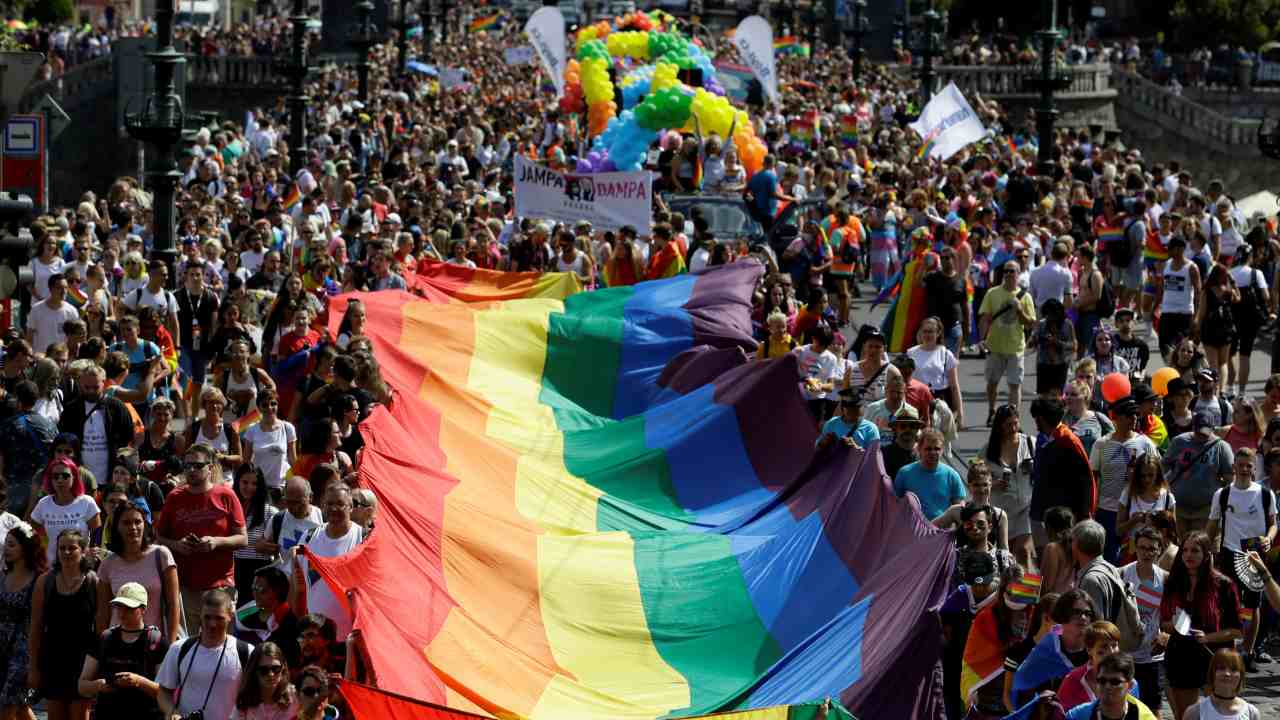 South Africa | Despite state opposition, several homosexual rights groups started forming in the country in late 1970s, however, most of them were divided along racial lines. Tensions between different LGBT groups extended even to politics and the underlying issue never came to the forefront. It was only in the post-apartheid era, that it came in the public eye and in 1998 South Africa finally granted legal status to gay sex between consenting adults. (Image: Reuters)