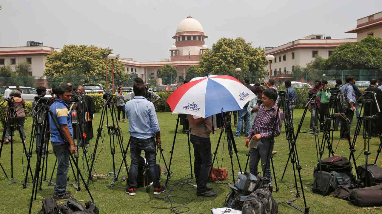 Monitoring multi-national accounting firms | On February 23 a two-judge bench comprising Justice AK Goel and Justice UU Lalit directed the Centre to form a Committee of Experts to look into the functioning of Multi-national Accounting Firms (MAFs) after the appellant alleged that they were illegally operating in India and were in violation of Section 224 of the Companies Act, 1956, Sections 25 and 29 of the CA Act, and the Code of Conduct laid down by the ICAI. Case: S Sukumar Vs. The Secretary, Institute of Chartered Accountants of India. (Image: Reuters)