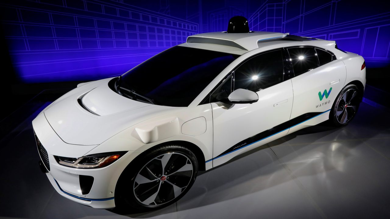 Waymo | Google's self-driving project operated as a separate entity before it became a subsidiary in 2016. The objective of the ambitious project is to fully integrate artificial intelligence with terrestrial transport, making the roads a safer place. It recently partnered with Jaguar to create the world's first premium electric self-driving vehicle: the Jaguar I-PACE.