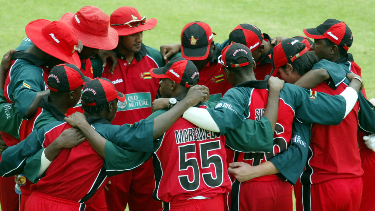 Lowest ODI innings total | Zimbabwe posted the lowest innings total when they were bundled out for a mere 35 runs in 18 overs against Sri Lanka at Harare on April 25, 2004. DD Ebrahim was the highest scorer for Zimbabwe with 7 runs as Chaminda Vaas picked up 4 wickets while giving away just 11 runs. It took Sri Lanka only 9.2 overs to surpass the total. (Image: Reuters)