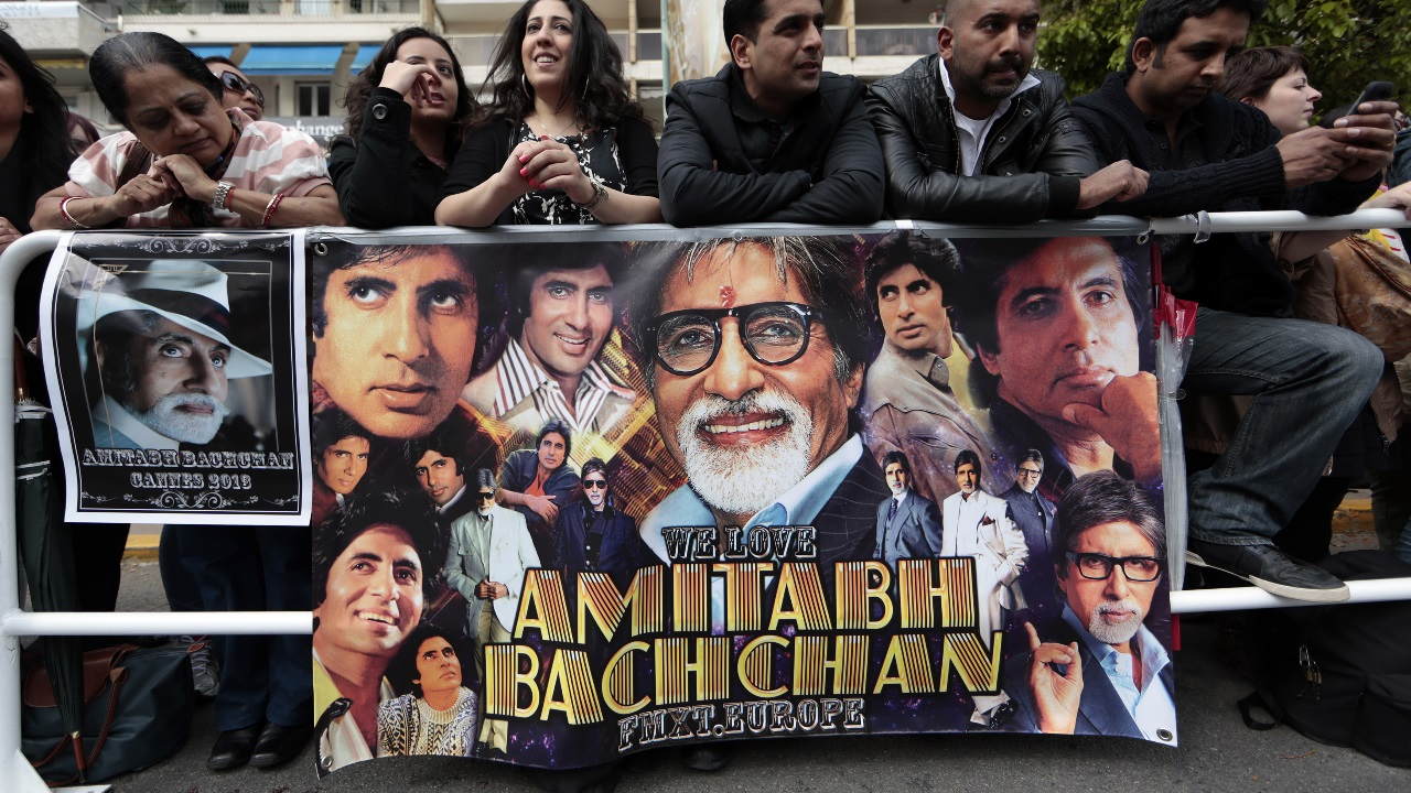 Age is no bar to success and excellence and actor Amitabh Bachchan is one example of this. His almost 50-year-long stint in the film industry is setting career goals for many. (Image: Reuters)