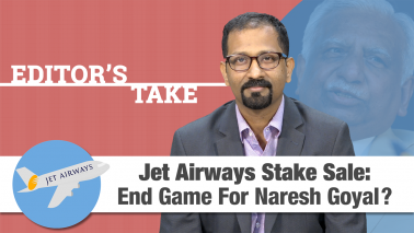 Editor's Take| Jet Airways stake sale: End game for Naresh Goyal?