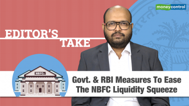 Editor's Take | Easing the liquidity squeeze in NBFCs
