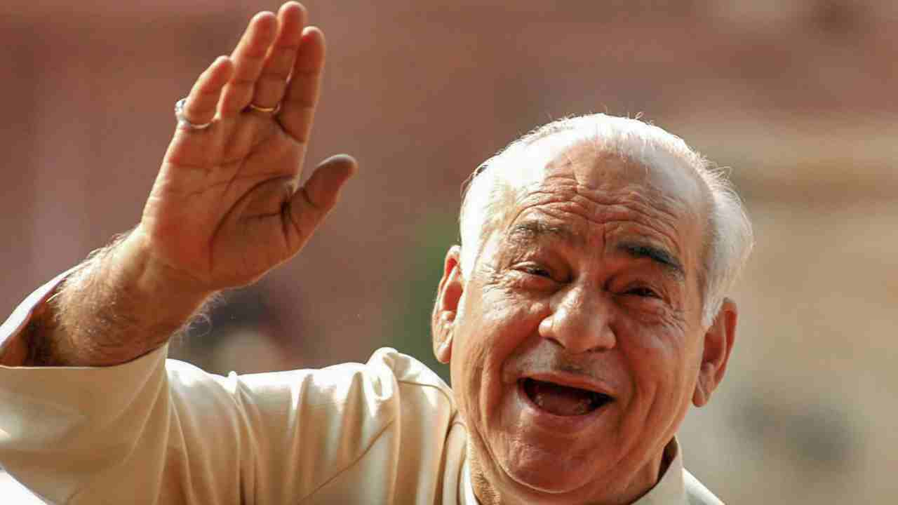 Former Delhi chief minister Madan Lal Khurana passed away due to old age-related complications, in New Delhi. (PTI)