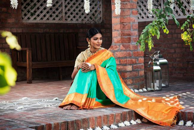 1d6c9c63cf From Chennai to California: Nalli Silk Sarees marks 90th year with foray  into US