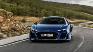 2019 Audi R8 unveiled; launch scheduled for early 2019