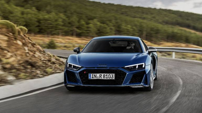 Audi R Unveiled Launch Scheduled For Early - Audi news