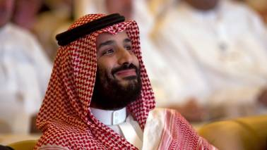 Cash-strapped Pakistan gifts gold-plated submachine gun to Saudi Crown Prince