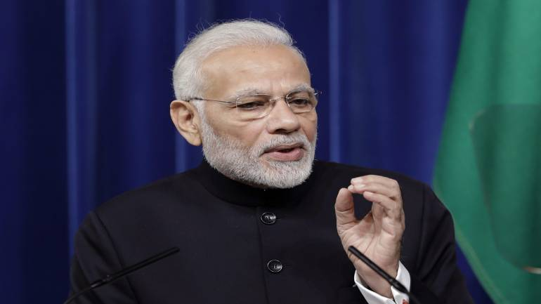 PM Narendra Modi greeted people on Special Day Diwali