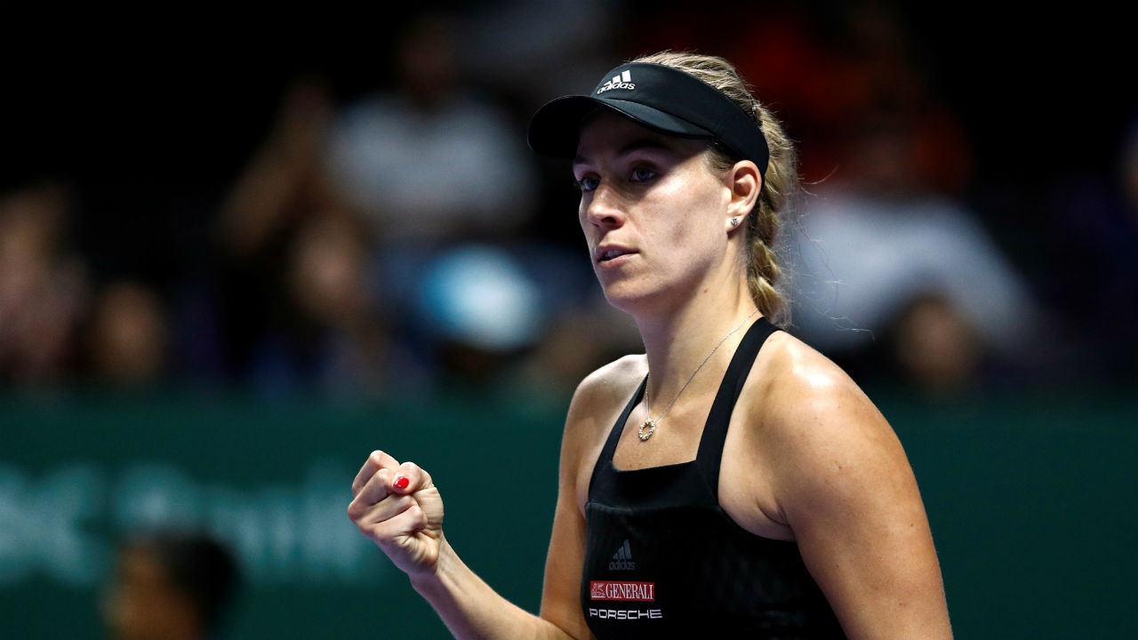 No. 10 | Angelique Kerber | Sport: Tennis | Prize money: $3 million* | Endorsements: $4 million | Key Sponsors: Adidas, Generali, Porsche, Rolex, SAP and Yonex (Image: Reuters)