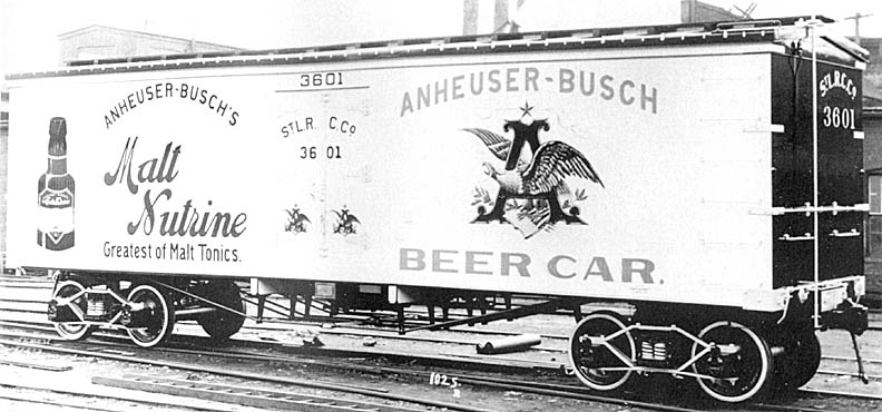 Answer: Anheuser-Busch (Image: Wikipedia)