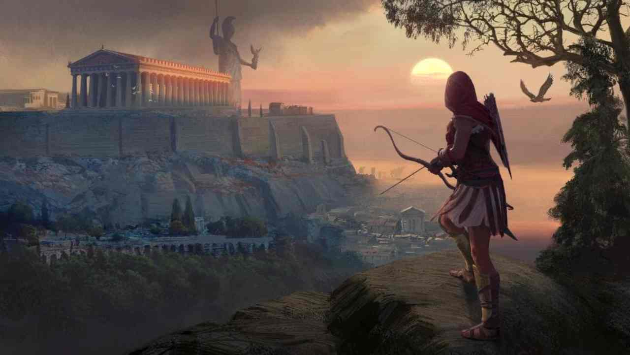 Assassin's Creed Odyssey | PC, PS4, Xbox One | The decade-long franchise is well past the days of our beloved Desmond. With Odyssey, the developers of this action-adventure stealth video game, have brought into the fold more roleplay elements that allow players much more choices in decision making. Odyssey is set 400 years before the events Assassin's Creed Origins and predates Assassin's Creed. The game was released on October 5. (Image: Ubisoft)