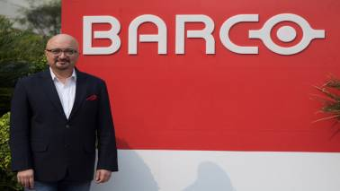 Barco India MD Rajiv Bhalla bullish about healthcare and entertainment sectors