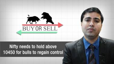 Buy or Sell | Nifty needs to hold above 10,450 for bulls to regain control