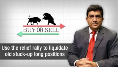 Buy or Sell | Use the relief rally to liquidate stuck long positions