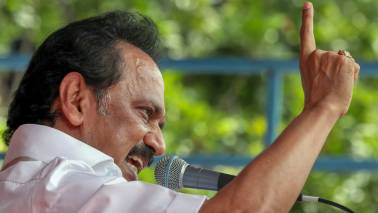 Lok Sabha polls will be second fight for Independence: M K Stalin