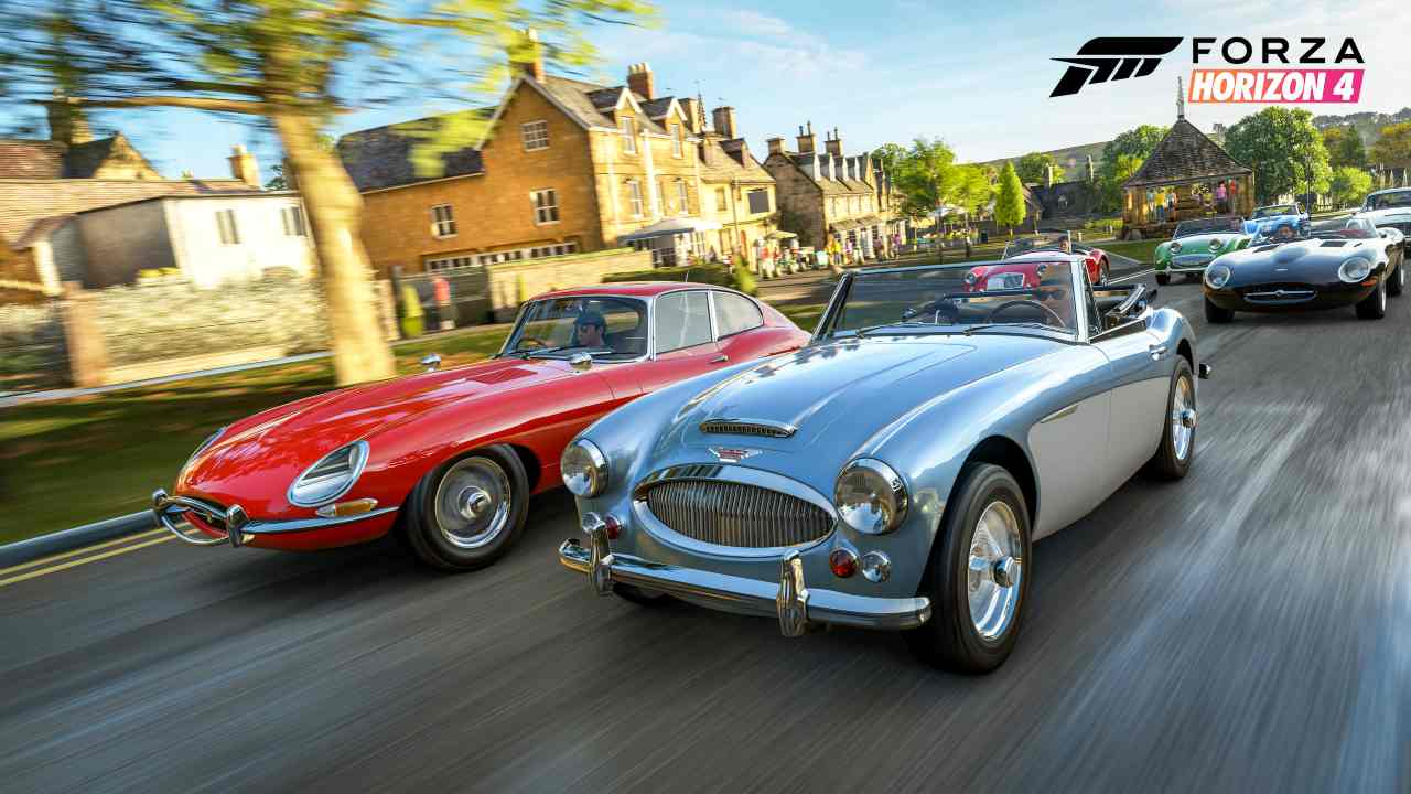 Forza Horizon 4 | Xbox One, PC | The latest game from the Forza Horizon line launched on October 2. This open world racing video game developed by Playground Games is set in a fictional region in the UK. (Image: Forza Motor Sport)