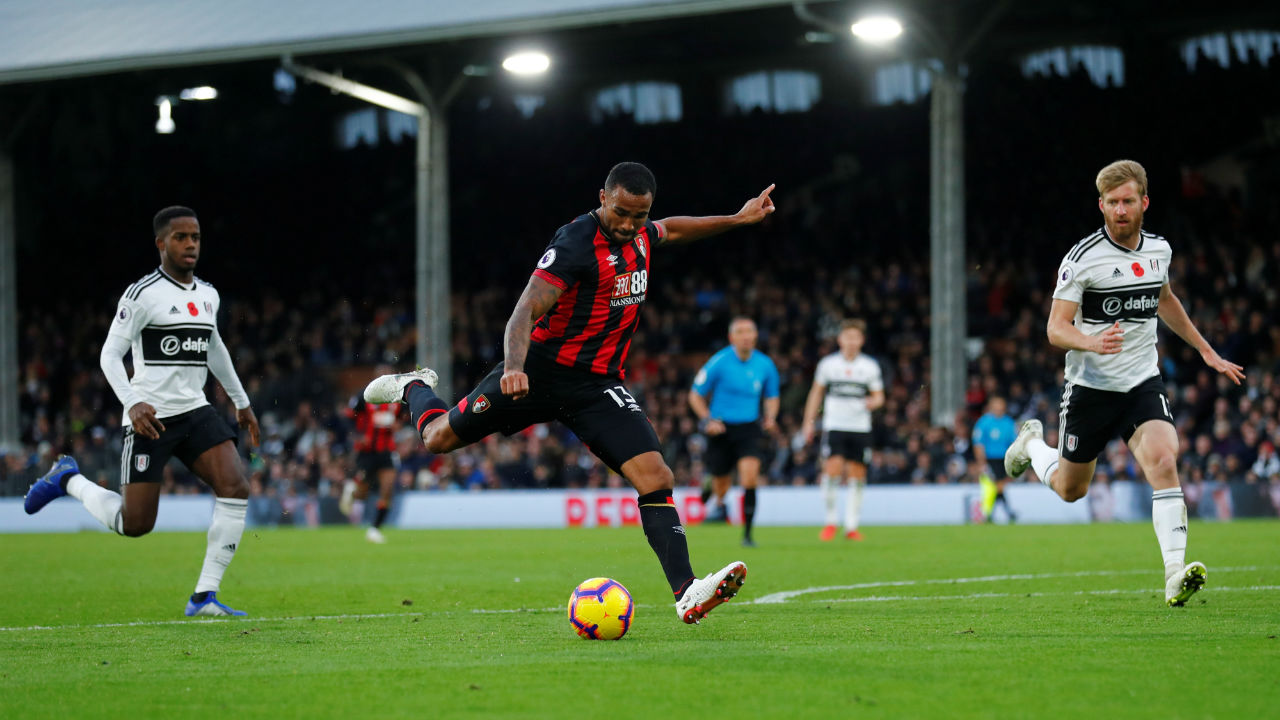 Fulham 0 - 3 Bournemouth |Fulham suffered their fourth consecutive Premier League loss to remain in relegation zone as goals from Callum Wilson (14' and 85') and David Brooks (72') helped Bournemouth stay sixth with an impressive away win at Craven Cottage. Fulham have managed to win only one game this season. (Image: Reuters)