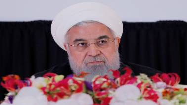 Iran will file legal case against US for sanctions, says Prez Hassan Rouhani