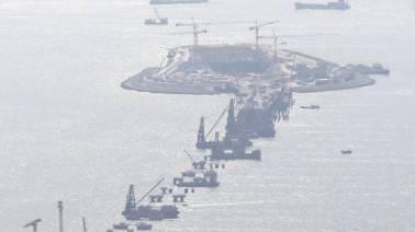 World's longest sea bridge between China-Hong Kong to open on October 24