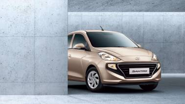 Hyundai launches Santro at Rs 3.89 lakh, undercuts Maruti Suzuki Wagon R