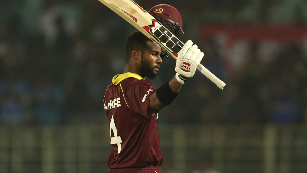 Shai Hope (Windies) | Cricket teams visiting the subcontinent have invariably tasted the ennui of defeat, but hope springs eternal. The West Indies is no stranger to that sinking feeling, but the men in maroon have reason to be optimistic as Shai Hope managed to keep his head above water, impressing with his exploits with the bat. Hope slammed a fifty and a hundred in the series. His 95 in the 3rd ODI in Pune was pivotal to the Windies winning their only match of the series. Series Stats | Matches: 5 | Innings: 5 | | Runs: 250| HS: 123| Average: 62.50| Strike Rate: 81.96| 50s: 1| 100s: 1 (Image: AP)