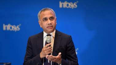 Rs 24.67 crore - Infosys CEO Salil Parekh's salary for FY19