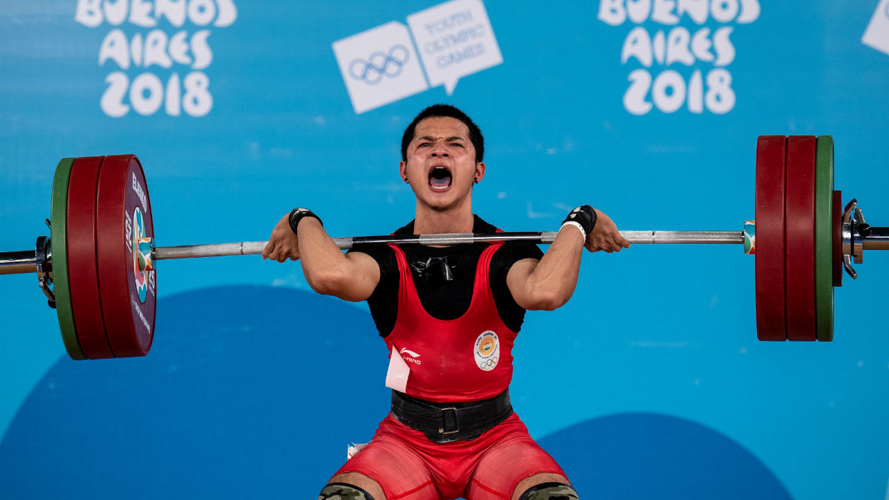 Jeremy Lalrinnunga | Gold (Weightlifting 62 kg) | The 15-year-old from Mizoram became India's first gold medallist at the Youth Olympic Games. Jeremy lifted a total of 274 kg (124kg snatch + 150kg clean & jerk), just 1 kg short of the senior national record, to easily beat the rest of the field. (Image: Reuters)