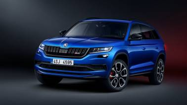 Skoda reveals Kodiaq RS; sets 7-seater lap record at Nurburgring Nordschleife