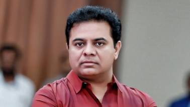 From being an MBA graduate to TRS working Prez, KTR's meteoric rise