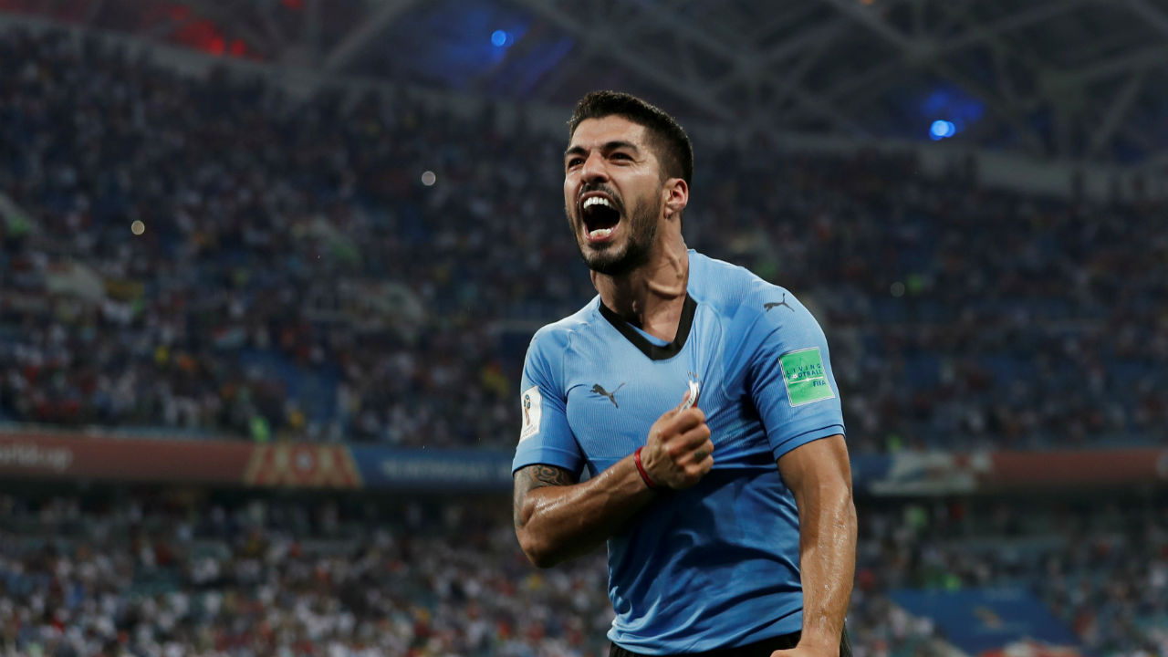 No. 7 | Luis Suarez | Sport: Football | Country: Uruguay | Instagram handle: luissuarez9 | Followers: 30.1 Million | Cost per post: $150,000 (Image: Reuters)