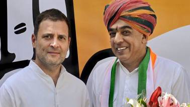 BJP insulted Jaswant Singh, people of Rajasthan will take revenge, says his son Manvendra