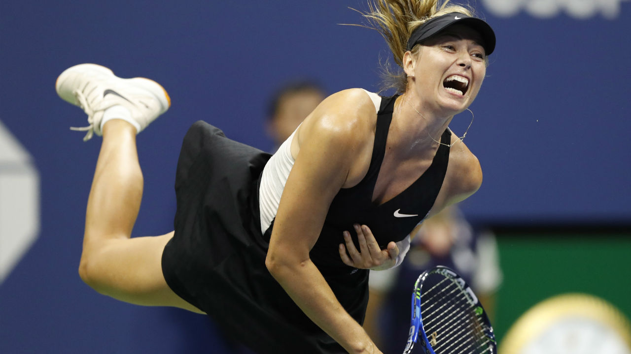 No. 5 | Maria Sharapova | Sport: Tennis | Prize money: $1 million* | Endorsements: $9.5 million | Key Sponsors: Nike, Head, Porsche, Evian (Image: Reuters)