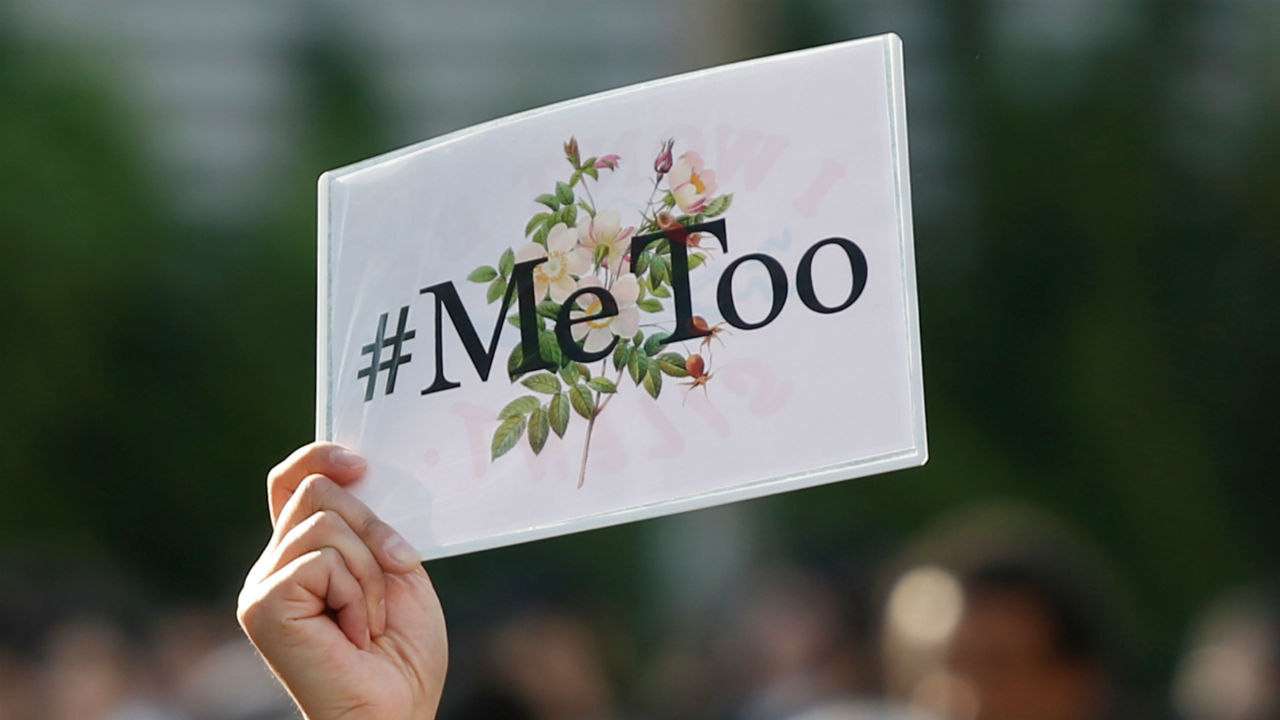 #Metoo: 10 famous people who have been accused of sexual harassment