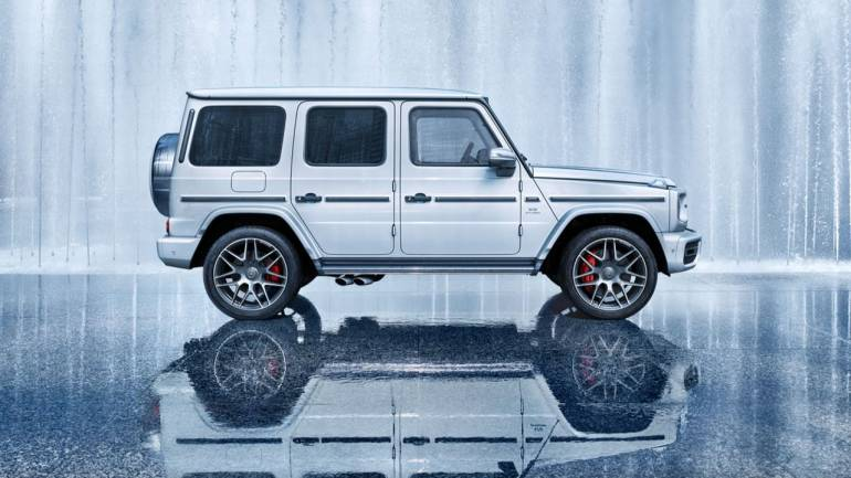 Mercedes launches AMG G63 in India at Rs 2 19 crore