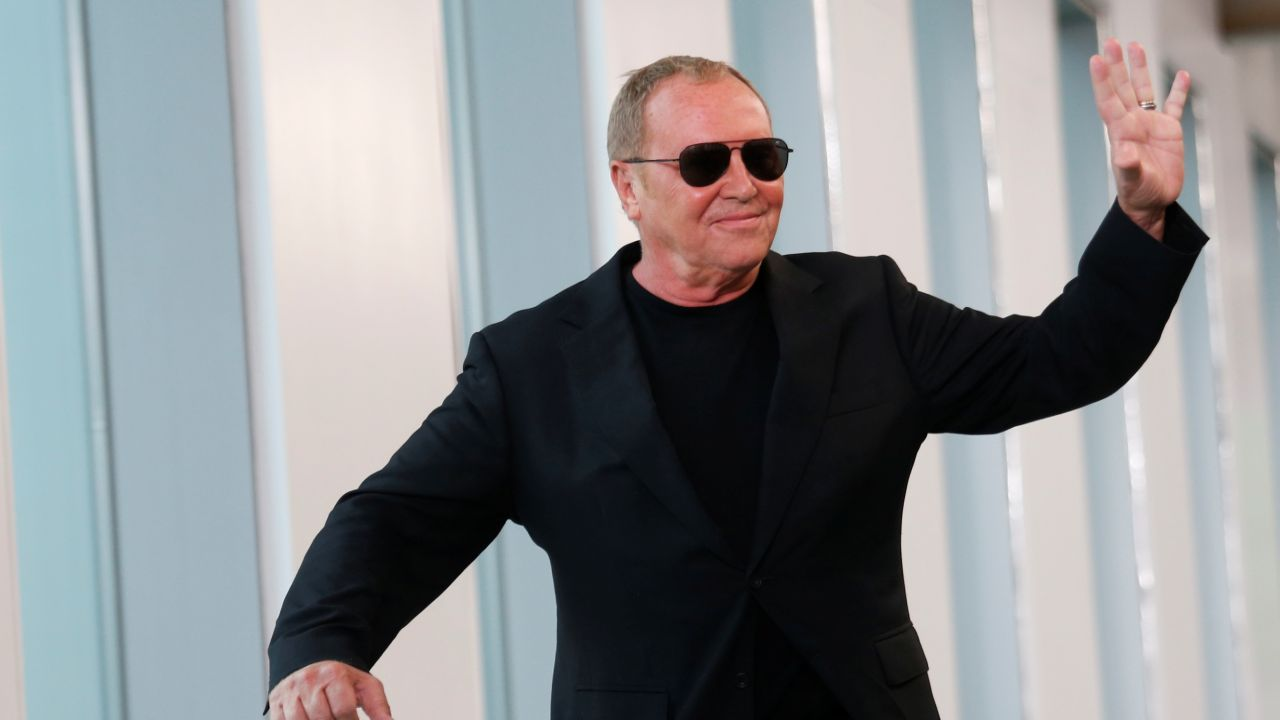 Answer: Michael Kors (Image source: Reuters)