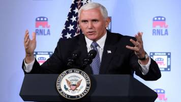 Mike Pence, Shinzo Abe agree on North Korea sanction, Indo-Pacific projects