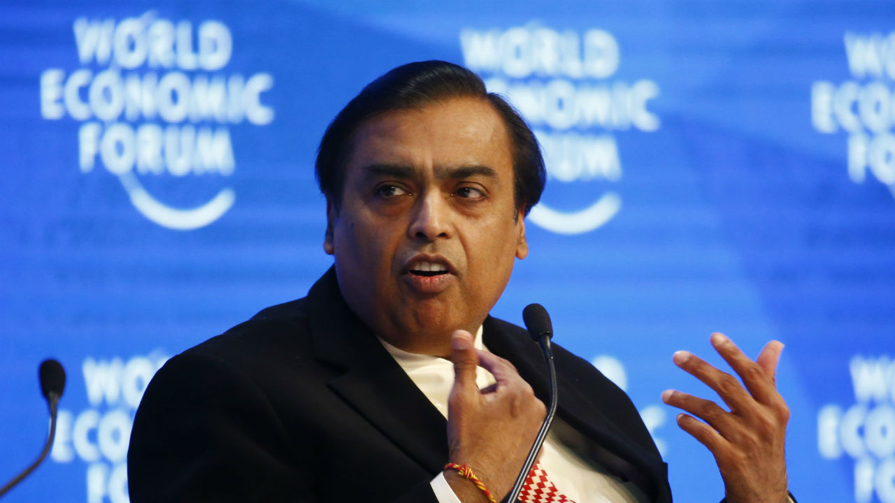 No.1. Mukesh Ambani | Net worth: $40.1 billion | Team owned: Mumbai Indians (Image: Reuters)
